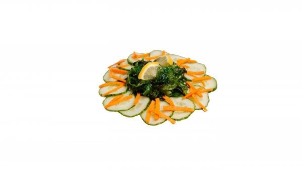 Nr. 50 Wakame jūros dumblio salotos